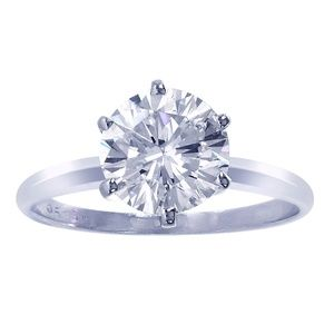 2.00 Carat GIA Certified Diamond Solitaire Ring